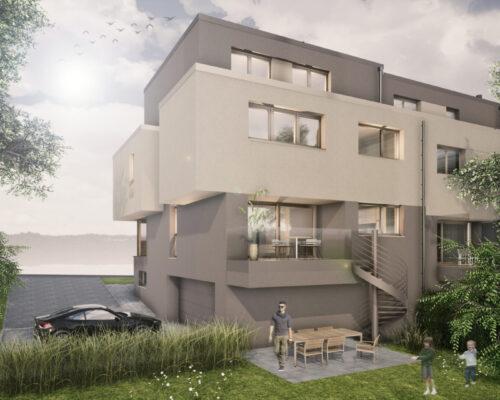 LUXEMBOURG-CESSANGE - Lotissement Im Brill - Lot 57